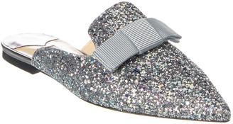 Jimmy Choo Galaxy Glitter Mule