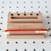STUDY Berylune Wooden Desk Tidy And Pen Holder