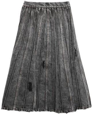 MARCO BOLOGNA Denim skirt