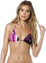 Fox Racing Woen's Creo Triangle Bikini Top-ediu