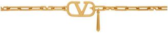 Valentino Gold Garavani VLogo Chain Belt