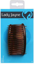 Lady Jayne Side Combs - Shell 4 Pack