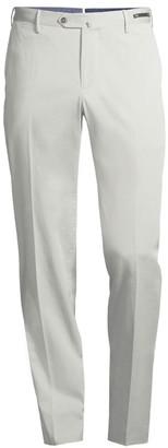 Pt01 Slim-Fit Silk-Blend SilkOchino Trousers