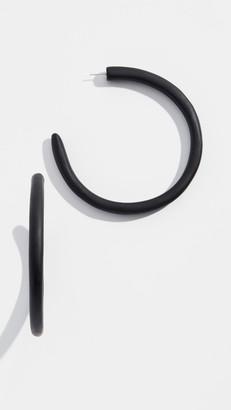Dinosaur Designs Extra Large Loop Earrings