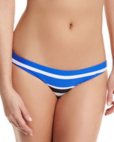 Seafolly Walk The Line Striped Hipster Swim Bottom