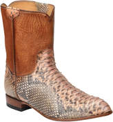 Lucchese Women's Penelope Western Leather Bootie