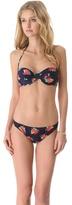 Shoshanna Garden Cove Bikini Bottoms