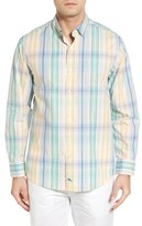 Tommy Bahama Men's Big & Tall Metala Plaid Sport Shirt