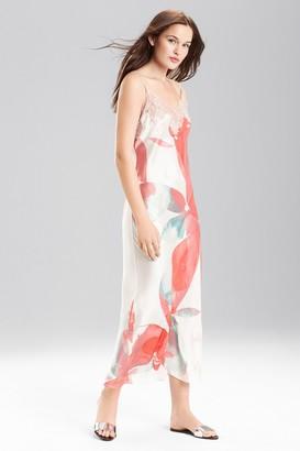 Natori Hibiscus Gown