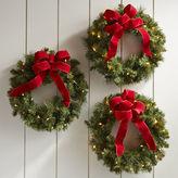 Pier 1 Imports LED Wreath Set