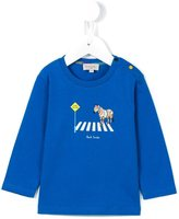Paul Smith zebra crossing T-shirt