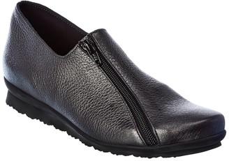 Arche Barway Leather Flat