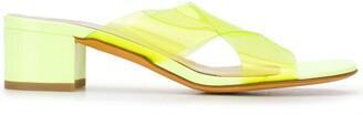 Maryam Nassir Zadeh open-toe mule sandals