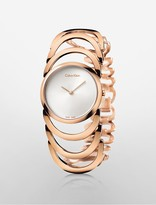 Calvin Klein Body Rose Gold Bracelet Watch