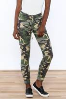 Michael Lauren Camo Jogger Pants