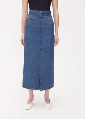 TOMORROWLAND Long Denim Skirt