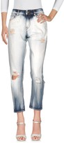Manila Grace Denim pants - Item 42581165
