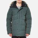 Canada Goose Men's Carson Down Filled Parka Jacket Slate