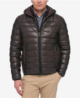Tommy Hilfiger Men's Layered Packable Puffer Jacket