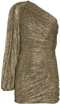 Peter Pilotto one-shoulder mini dress