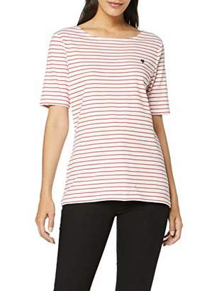 Marc O'Polo Women's 9072351195 T-Shirt,14 (Size: Large)