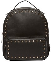 Urban Originals Star Seeker Faux Leather Backpack - Black