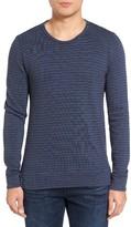 Velvet by Graham & Spencer Men's Stripe T-Shirt