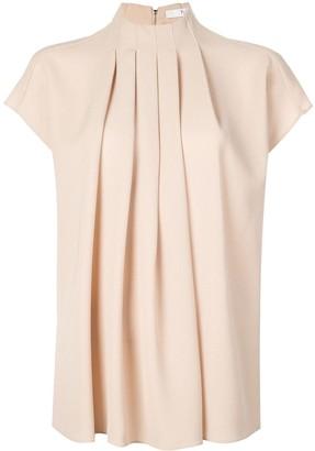 Tibi pleated blouse
