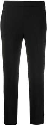 Liu Jo Slim Cropped Trousers
