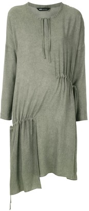 Bristol asymmetric dress