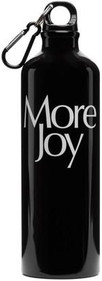 More Joy Black Water Bottle