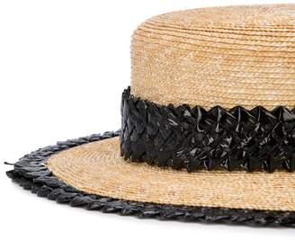 Gigi Burris Millinery agnes straw hat