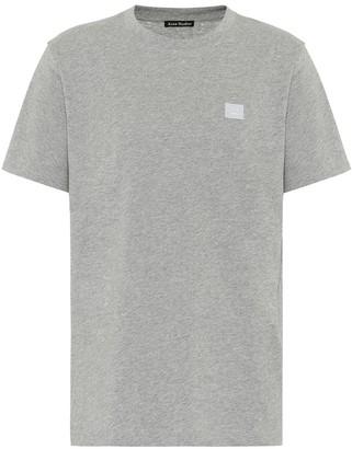 Acne Studios Ellison Face cotton T-shirt
