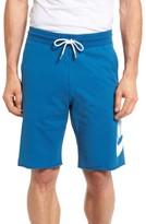 Nike Men's 'Nsw' Logo French Terry Shorts
