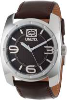 Ecko Unlimited Men's E08515G2 The Philly Three Hand Watch