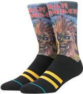 Stance Iron Maden Cotton Blend Socks