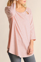 Umgee USA Striped Top