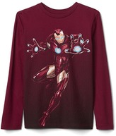 Gap Mad Engine© Iron Man© graphic tee