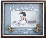"""New View Grandchildren"""" 5.5"""" x 3.5"""" Shadowbox Frame"""