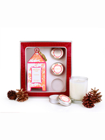 Seda France Clementine Pagoda Candle Set (4 PC)