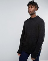 Weekday Jones boucle Knit