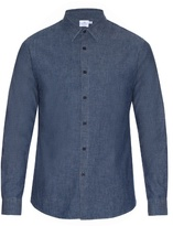 Sunspel Washed-cotton Shirt