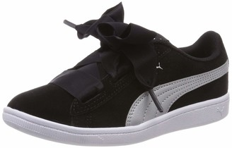Puma Girls Vikky Ribbon AC PS Low-Top Sneakers