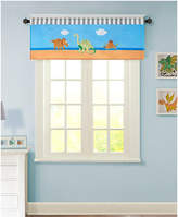"Mi Zone Kids' Dinosaur Dreams 50"" x 18"" Applique Valance Bedding"