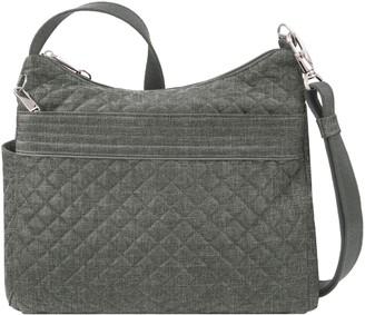 Travelon Anti-Theft Boho Square Crossbody Bag