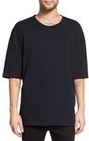 Zanerobe Men's 'Rugger' Oversize Crewneck T-Shirt