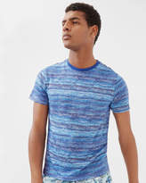 Ted Baker Speckle print cotton Tshirt