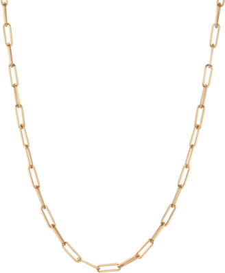 AUrate New York Large Chain Necklace