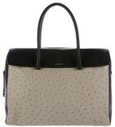 Tiffany & Co. Ostrich Handle Bag