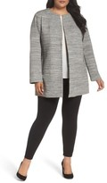 MICHAEL Michael Kors Plus Size Women's Textured Knit Topper